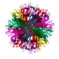 фольгированные шары и ёлки для нового года