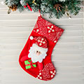 домашние новогодние носки