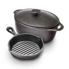 Cast Iron Dishware