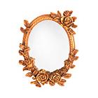 настенные зеркала в стиле барокко