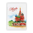 канцтовары с символикой Москвы