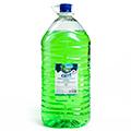Liquids for washing glasses