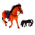 Лошадки и пони