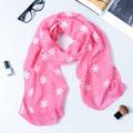 шарфы на день влюбленных