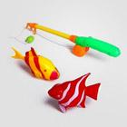 игрушечная рыбалка для детей