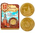 монеты с изображением Москвы