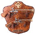 сувенирное оружие La Balestra из Италии