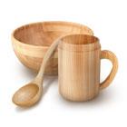Посуда из дерева