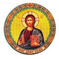 церковные сувенирные декоративные тарелки