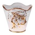 интерьерные и цветочные вазы Orgia из Италии