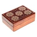 деревянные шкатулки из Индии