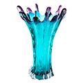 интерьерные и цветочные вазы под муранское стекло