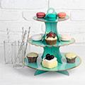 Праздничная подставка для пирожных