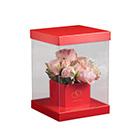 упаковка для цветов на 14 Февраля
