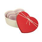 коробки на День святого Валентина