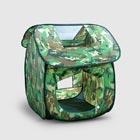 палатки и корзины для игрушек на 23 Февраля