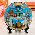 посуда с символикой Иркутска