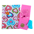 наборы для упаковки подарков на 14 февраля