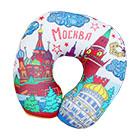 текстиль с символикой Москвы