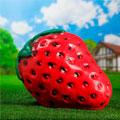 фигуры овощи и фрукты для огорода