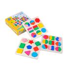 деревянные головоломки «дроби и целое»