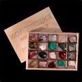 сувенирные коллекции минералов