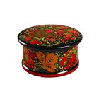 сувенирные шкатулки с хохломой российских поставщиков