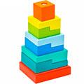 деревянные пирамидки для детей