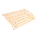 деревянные коврики и подголовники для бани