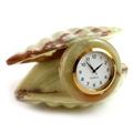 сувенирные ониксовые часы