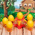 Наборы для оформления куличей и яиц