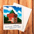 открытки с видами Нижнего Новгорода