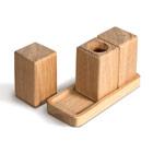 деревянные солонки