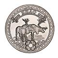сувенирные магниты с символикой ЯНАО