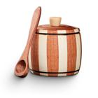 деревянная посуда для специй
