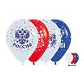 воздушные шары с символикой России