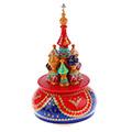 сувенирные храмы с символикой России