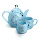 чайные сервизы из керамики и фарфора