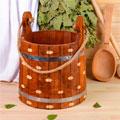 деревянные вёдра для бани