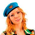 карнавальные военные головные уборы