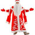 новогодние карнавальные зимние костюмы