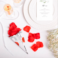 Лепестки на свадьбу
