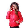 женские утепленные куртки