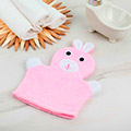 текстильные принадлежности для купания малышей