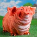 садовые фигурки свинок