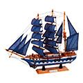 деревянные сувениры-корабли