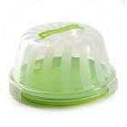 пластиковые подставки для пирожных и тортов
