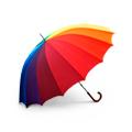 летние зонты