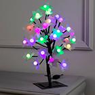 новогодние светодиодные деревья