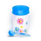 банки из пластика для хранения продуктов